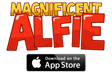 Magnificent Alfie iPhone Game